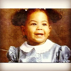 Beyoncé and Michelle Keegan share baby pics