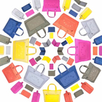 New Laminated Twill Marc Jacobs handbag collection