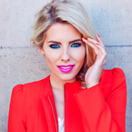 Mollie King joins Maybelline at London Fashion Weekend