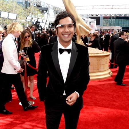 Big Bang Theory star Kunal Nayyar