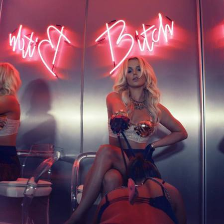 Britney Spears - Work Bitch music video still
