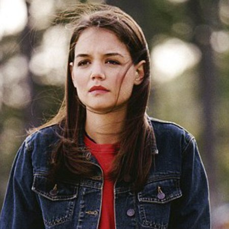 Katie Holmes in Denim Jacket, Dawsons Creek