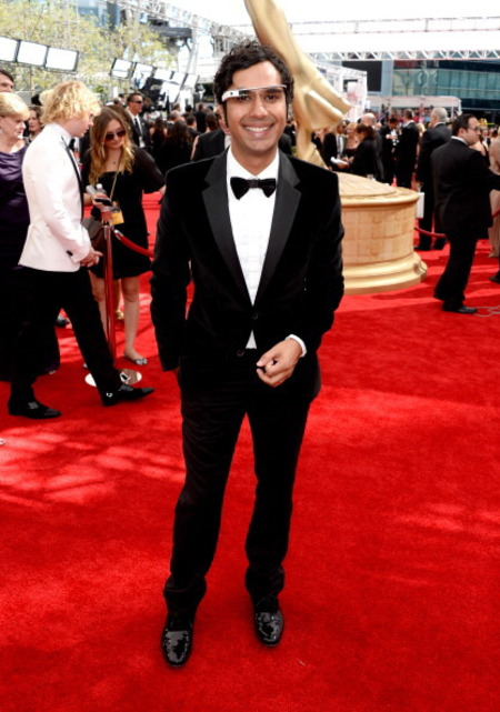Kunal Nayyar at 65th Annual Primetime Emmy Awards