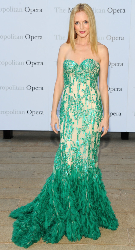 Heather Graham at New York Opera