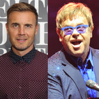 Gary Barlow gets Elton John on new album
