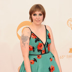 Emmys 2013: Lena Dunham and her Girls co-stars