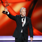 Michael Douglas thanks Catherine in Emmy's speech