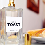 Toast perfume gives you that freshly baked smell