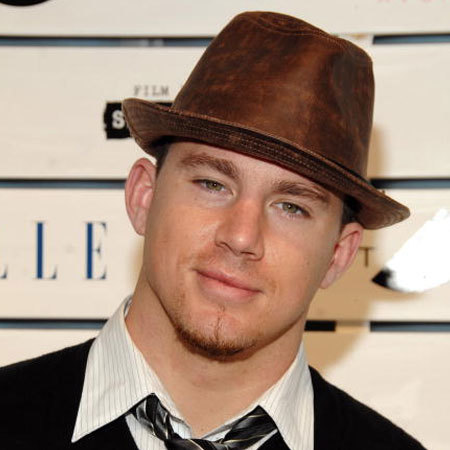 Channing Tatum at 2007 Film Independents Spirit Awards