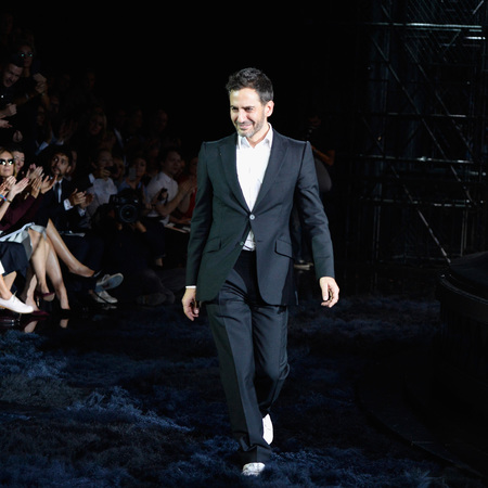 Marc Jacobs at Louis Vuitton Paris Fashion Week SS14