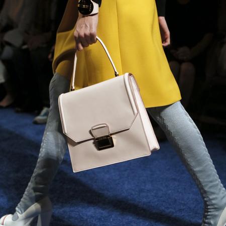 Miu Miu nude handbag SS14