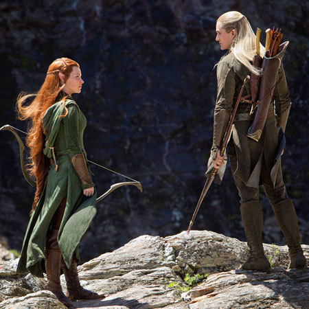 The Hobbit The Desolation of Smaug film still