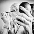Man's heartbreaking photos of his wife's breast cancer battle