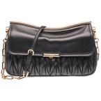Miu Miu's new matelasse leather frame bag for AW13