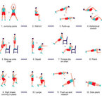 What is the 'scientific 7-minute workout'?