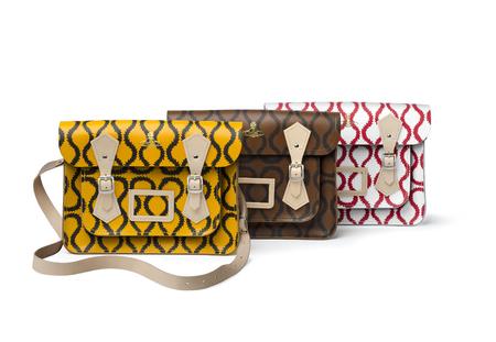 Vivienne Westwood - Cambridge Satchel Company -  3 bags - bag love - handbadcom
