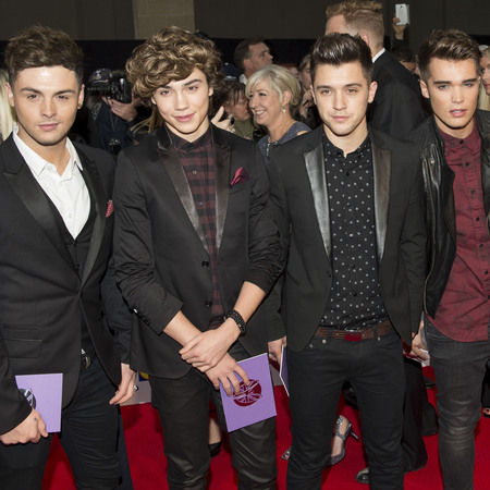 Union J - Pride of Britain Awards 2013 - new One Direction - handbag.com