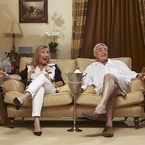 The posh couple getting their own chat show?