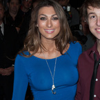 Did Luisa Zissman know she was nipple flashing?