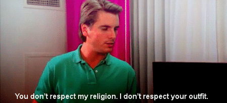 scott disick - funny quotes - religion - handbagcom