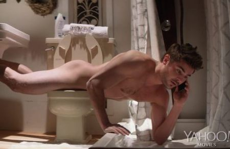 Zac Efron in Awkward Moment
