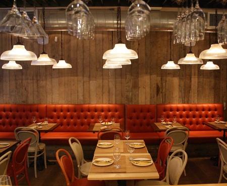Fornata Restaurant, London