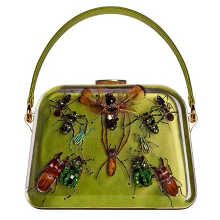 Prada Damien Hirst handbag collaboration - handbag.com