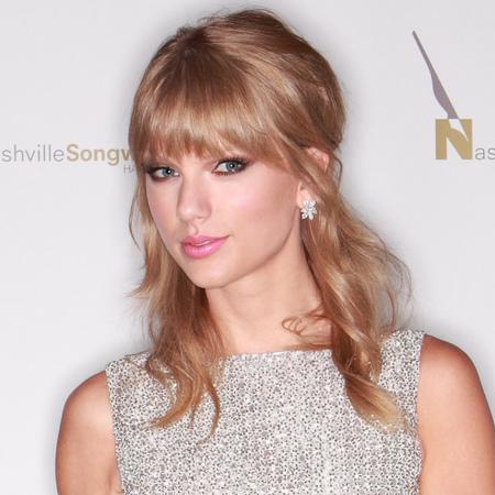 Taylor Swift's flicked eyeliner