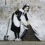 8 things you need to know about Banksy