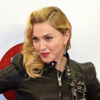 Madonna shows us how NOT to wear leather