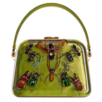 Prada and Damien Hirst collaborate on insect handbags