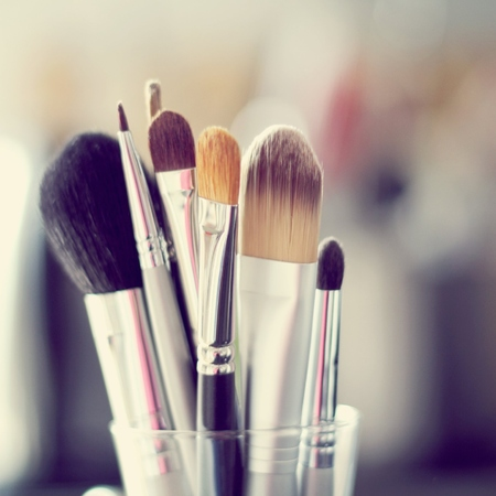 make up brushes - tools - how to clean make-up brushes - handbag.com