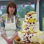 GBBO Final Recipe: Frances' midsummer dream wedding cake