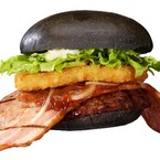 Would you eat a 'black tongue burger'?
