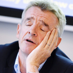 Ryanair's Michael O'Leary's sexist Twitter fail