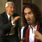 Is there any argument Russell Brand can't win?