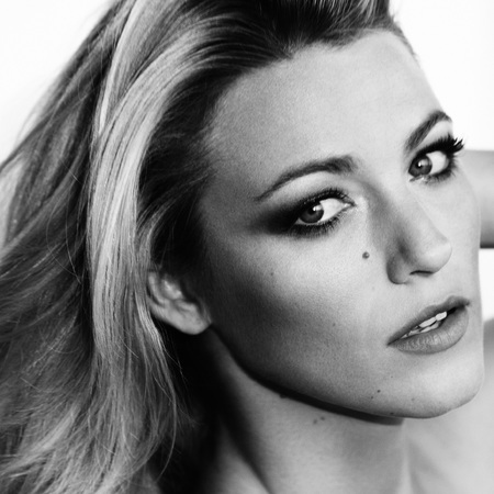 Blake Lively - face of L'Oreal Paris - handbag.com