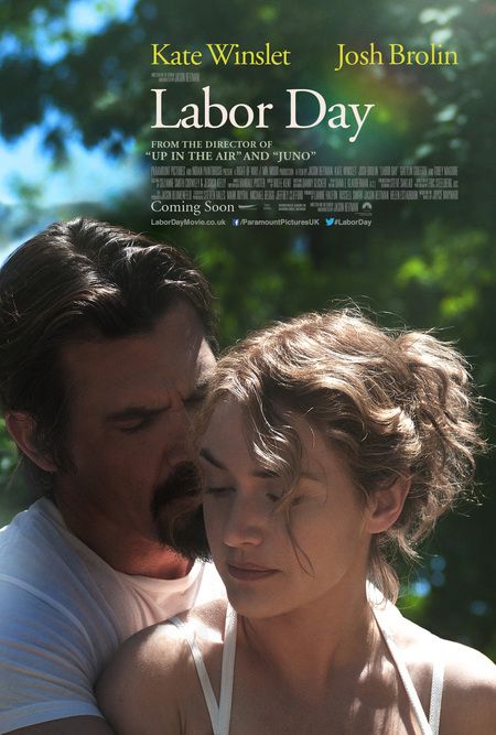 Labor day film poster starring Kate Winslet and Josh Grobin - film - handbag.com