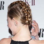 CELEBRITY HAIR: Kate Bosworth's red carpet braids