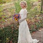 Best celebrity wedding dresses 2013