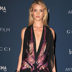 Rosie Huntington-Whiteley is that a firework dress?