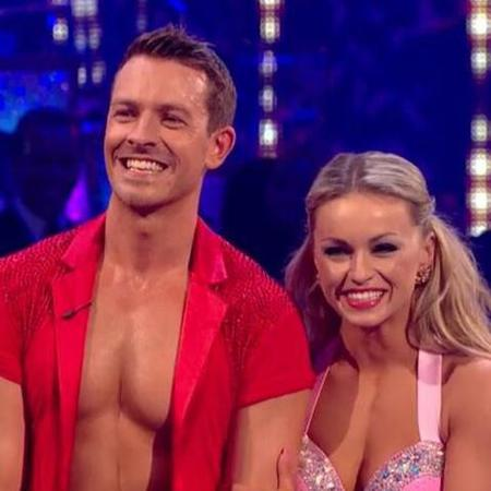 ola jordan and ashley taylor dawson - strictly come dancing