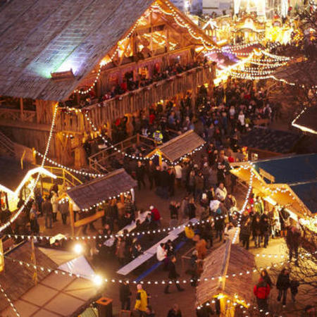 winter wonderland - christmas market - free days out london