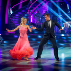 Abbey Clancy and Ashley Dawson up their game