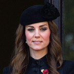 Kate Middleton's Remembrance Sunday best