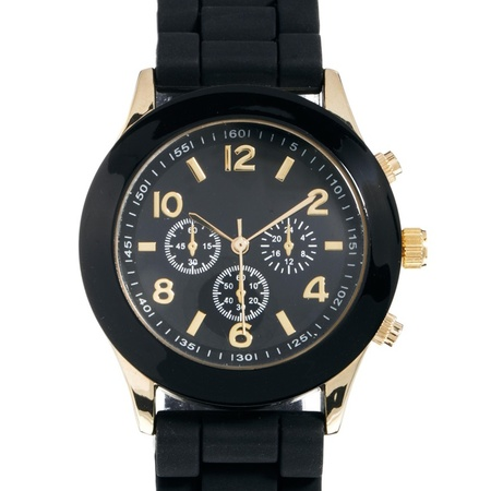 ASOS Silicon Boyfriend Watch
