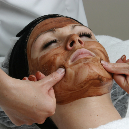 chocolate facial - ajala spa - review - massage