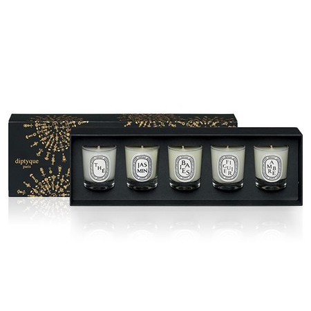 Diptyque 50th Anniversary 5 Candle Gift Set