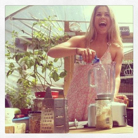 Madeleine Shaw Instagram nutritionist
