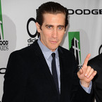 What has happened to Jake Gyllenhaal's beautiful face?